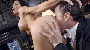 Jasmine Jae Makes Mr. Shaefer Bust A Big Load On Her Pussy BANG