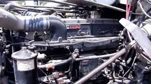 cummins n celect engine start