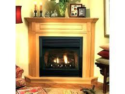 propane ventless fireplace propane gas fireplace s vs vented propane gas fireplaces vent free propane fireplace