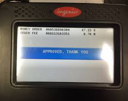 you can money orders at walmart with the dining everywhere card s