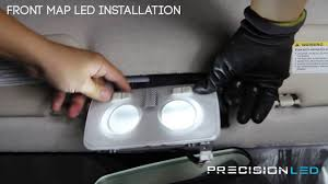 Fiat 500 Interior Light Bulb Fiat 500 Led Interior Lights How To Install 1st American Gen 2007