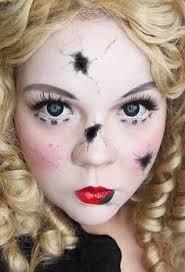 makeup your jangsara tutorial broken doll photos of how she created this photo