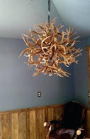 deer antler lighting tumbleweed chandelier lamps