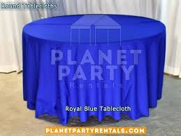 floor length tablecloth for 60 inch round table royal blue color round tablecloth for a round