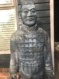 life size chinese terracotta warrior
