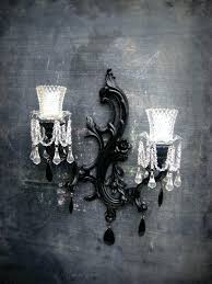 black wall chandelier black chandelier wall sconce vintage sconce wall chandelier candle regency antique black chandelier
