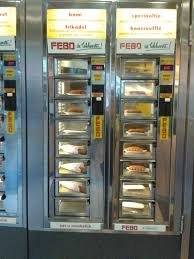 Sandwich Vending Machine Classy Herring Sandwich The Wayfaring Baker