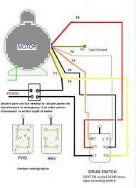 ac electric motor wiring diagram on 3 phase reversible ac motor 6 lead single phase motor wiring diagram wiring diagram on 120v single phase reversible ac motor wiring rh lakitiki co