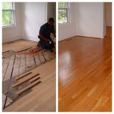 photo of accent hardwood flooring durham nc united states before and after