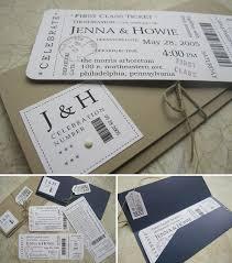 wedding philippines boarding pass wedding invitation by jenna b designs