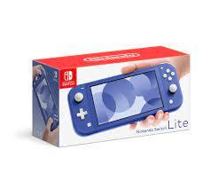 Nintendo Switch Lite Blue - EBGames.ca