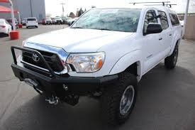 Pre-Owned 2013 Toyota Tacoma TRD TX BAJA Series Double Cab Truck ...