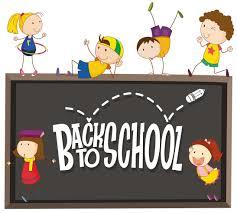 Messaggio sulla lavagna di ritorno a scuola - Scarica Immagini Vettoriali  Gratis, Grafica Vettoriale, e Disegno Modelli