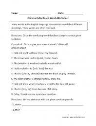 Kids. free grammar printables: Grammar Worksheets Word Usage ...