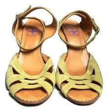 Designer Fiorentini Baker Cone Sandals Size 6