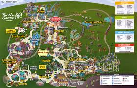 check back soon as we add more park maps from busch gardens ta through the years