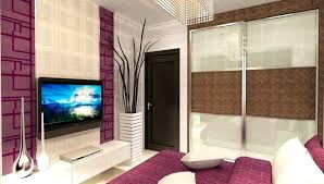 tv on wall ideas bedroom bedroom wall mount ideas chic and modern for living room corner