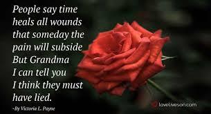 funeral poems for grandma