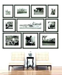 white gallery frame set picture wall gallery frame set contemporary black collage frames of and white 4 gallery perfect 7 piece frame set white