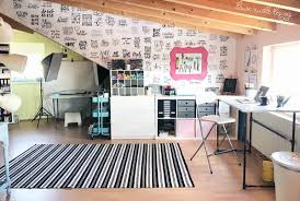 craft room office reveal bydawnnicolecom. 10 More Swoonworthy Craft Rooms | Www.dawnnicoledesigns.com Room Office Reveal Bydawnnicolecom