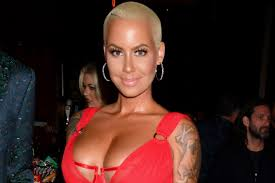 Instagram can t handle Amber Rose s racy feminist post Page Six