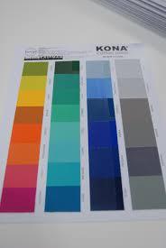 Fabric Crush New Kona Solid Colors