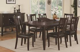 cappuccino dining set