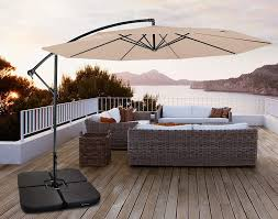 12 best weighted parasol bases from