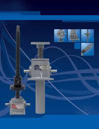 yale engineering screw jacks design guide