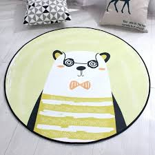 gray area rugs kohls lovely round picture home design awesome cartoon deer carpet non slip rug