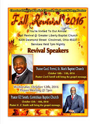 upcoming events fall revival flyer for web page