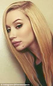 no makeup mondays iggy azalea showed off her natural beauty
