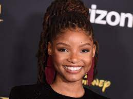 Halle Bailey Doesn't Pay Attention to ...