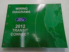 transit connect 2012 2012 ford transit connect electrical wiring diagram service shop repair manual
