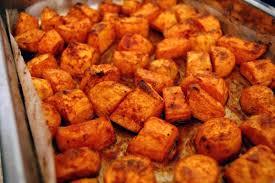 roasted sweet potato recipes. Brilliant Sweet Roasted Sweet Potatoes With Honey And Cinnamon For Potato Recipes