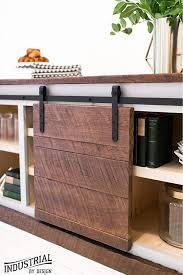5 ft barn door track amazon 5 foot mini cabinet sliding barn door hardware kit
