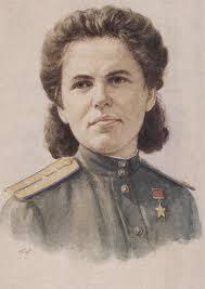 Герои Великой Отечественной войны Маршал Жуков  Руфина Сергеевна Гашева Род 1921