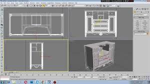 3d Max Furniture Design 3d Max Modeling Furniture Tutorial