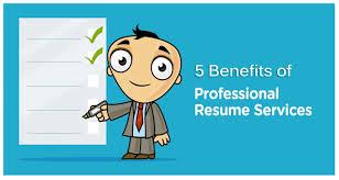 5 Benefits Of Using Professional Resume Writing Service