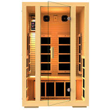 Infrared Home Saunas