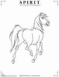 Small Picture Spirit Stallion Of The Cimarron Coloring Pages