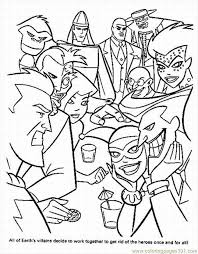 Small Picture Awesome Super Hero Coloring Page 44 On Coloring Pages Online with