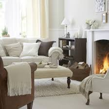 decorating with white furniture. Warm White Living Room | Furniture Decorating Ideas Housetohome.co. With
