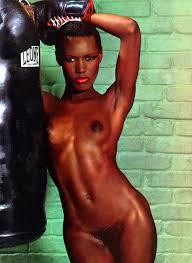 Grace Jones Nude