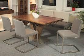 Stühle Esszimmer Massivholz Esstisch Und Bank Frisch