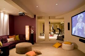 best basement paint colorsLiving Room Furnitures For Small Space  Modern Home Interior Design