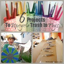 Are you constantly looking for creative projects for your kids? Discover 6 creative  projects you