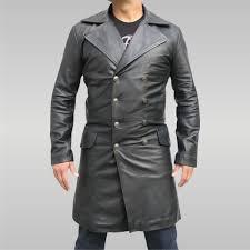 the butcher men s leather jacket