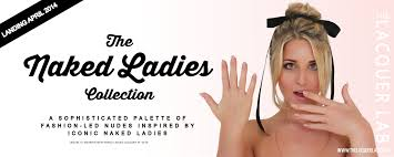 The Lacquer Lab Naked Ladies Collection Style Lobster
