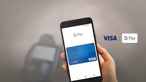 visa with google pay